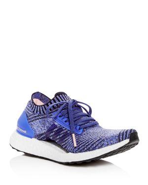 Adidas Women's UltraBoost X Primeknit Lace Up Sneakers