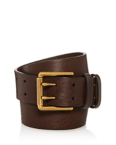 Bryant Park Castal Leather Jeans Belt - 100% Exclusive - Bloomingdale's_0