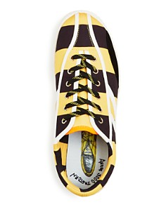 Tretorn - Men's NY Lite Striped Lace Up Sneakers