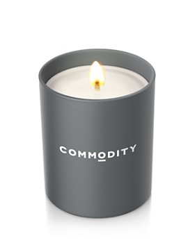 Commodity - Leather Candle