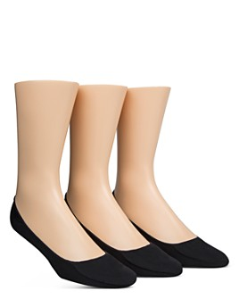 Calvin Klein - No Show Liner Socks, Pack of 3