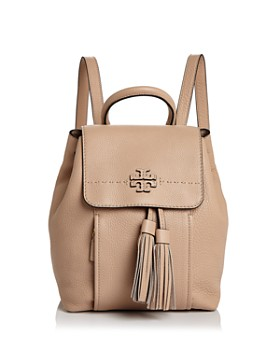 734164ab8f6 Tory Burch - McGraw Leather Backpack ...