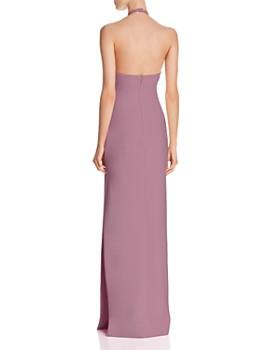 LIKELY - Stapleton Halter Gown