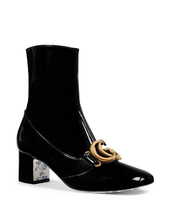 Gucci - Women's Double G Booties