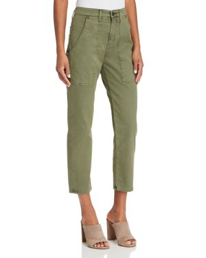 Leverage High Rise Cargo Pants In Forester