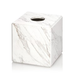 Waterworks Studio White Marble Tissue Holder - Bloomingdale's_0