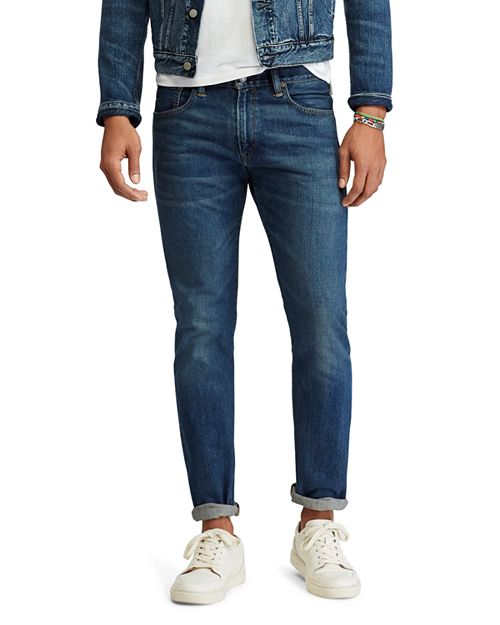 Polo Ralph Lauren - Varick Slim Fit Jeans