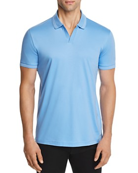 BOSS - Parlay Tipped Regular Fit Polo Shirt - 100% Exclusive