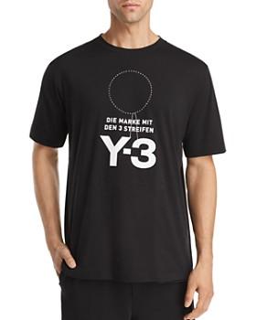 Y-3 - Logo Graphic Tee