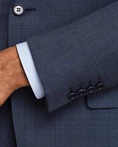 Canali - Tic Weave Classic Fit Suit