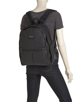 STATE - Kent Coated Canvas Backpack