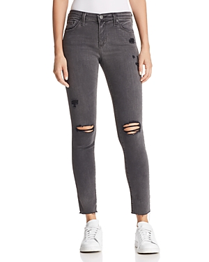 Ag Legging Ankle Jeans in 10 Years Stone Ash