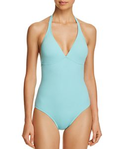 14cead275efec ISABELLA ROSE Beach Solids Strappy One Piece Swimsuit