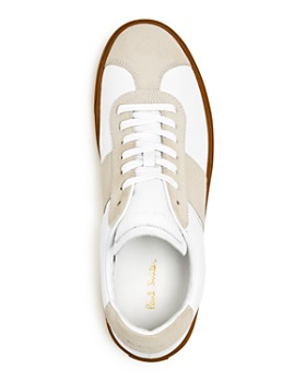 Paul Smith - Men's Levon Leather & Suede Lace Up Sneakers