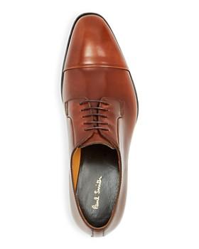 Paul Smith - Men's Spencer Leather Cap Toe Oxfords
