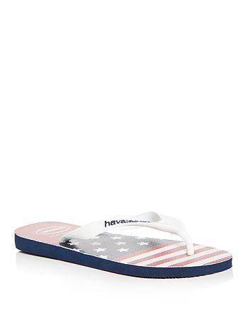 havaianas - Men's Top USA Stars & Stripes Flip-Flops