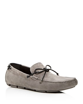 Kenneth Cole - Men's Engle Suede Moc Toe Drivers