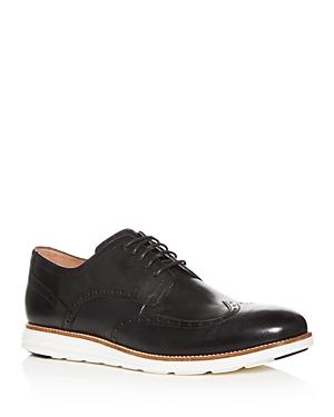 Men's Original Grand Leather Brogue Wingtip Oxfords
