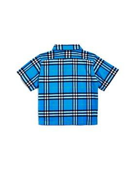 Burberry - Boys' Steven Check Shirt - Baby