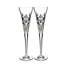 Waterford Times Square Champagne Flutes, Set of 2 - Bloomingdale's_0