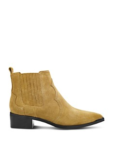Marc Fisher LTD. - Yohani Suede Western Booties