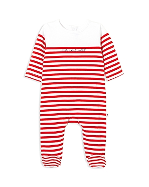 Jacadi Boys Striped Sea Wind Sun Jumpsuit  Baby