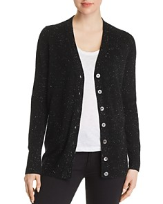C by Bloomingdale's - Cashmere Grandfather Cardigan - 100% Exclusive