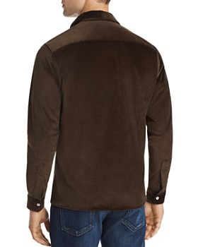 NN07 - Basso Corduroy Overshirt