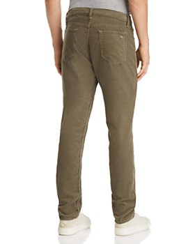rag & bone - Fit 2 Slim Fit Corduroy Pants - 100% Exclusive