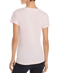 Alison Andrews - Twist-Front Tee