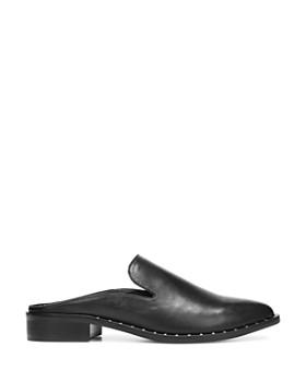 Sam Edelman - Women's Lewellyn Leather Mules
