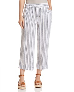 Rails - Agnes Striped Wide-Leg Pants