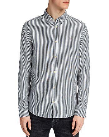 ALLSAINTS - Elderwood Slim Fit Button-Down Shirt