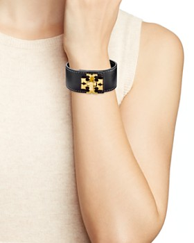 Tory Burch - Logo Wrap Bracelet