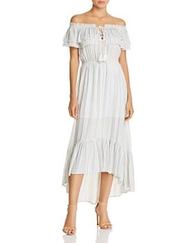 Lost and Wander - Kiara Off-the-Shoulder Maxi Dress