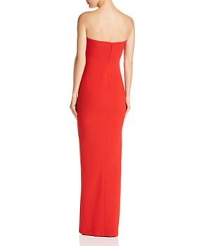 LIKELY - Windsor Strapless Gown