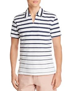 OOBE Circuit Striped Regular Fit Polo Shirt - Bloomingdale's_0