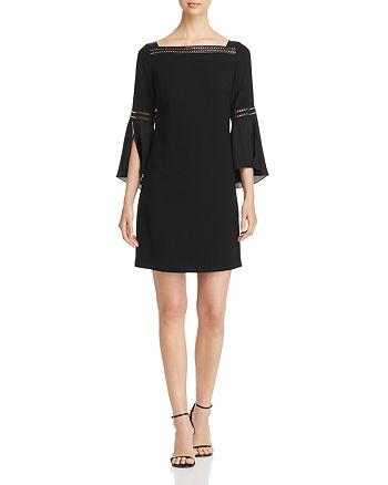 Elie Tahari - Esmarella Bell Sleeve Dress