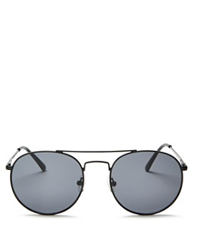 Le Specs - Revolution Aviator Sunglasses, 54mm - 100% Exclusive