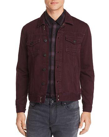 PAIGE - Scout Denim Trucker Jacket