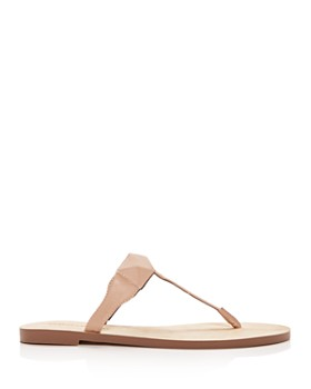 Rebecca Minkoff - Women's Eloise Leather Thong Sandals