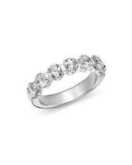 Bloomingdale's - Diamond Band in 14K White Gold, 2.0 ct. t.w - 100% Exclusive