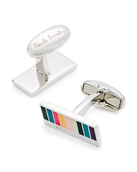 Paul Smith - Rainbow Cufflinks