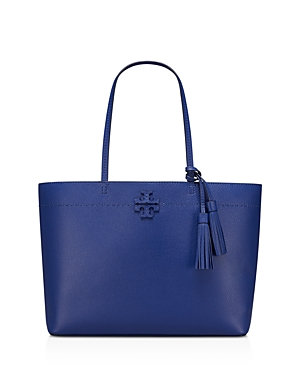 Tory Burch McGraw Medium Leather Tote