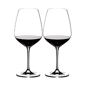 Riedel Heart To Heart Cabernet, Set Of 2