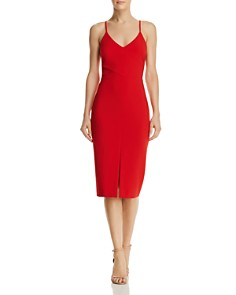 Red Cocktail Dress Bloomingdale S