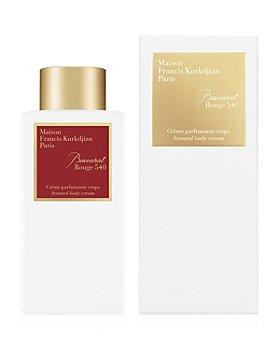 Maison Francis Kurkdjian - Baccarat Rouge 540 Scented Body Cream 8.5 oz.