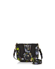 See by Chloé - Hana Small Leather & Suede Crossbody