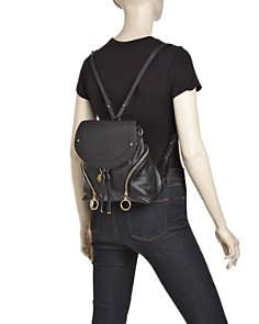 See by Chloé - Olga Medium Leather Backpack
