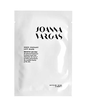 Joanna Vargas Skincare Eden Instant Lift Masks, Set of 5